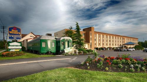 BEST WESTERN FT WASHINGTON INN -  star rating for travel with kids