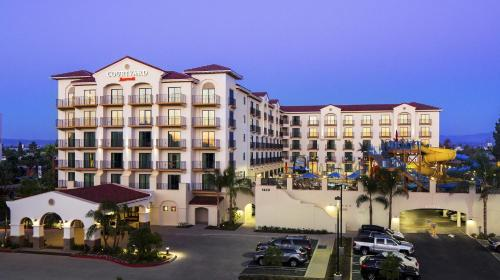 Courtyard by Marriott Anaheim Theme Park Entrance - Promo Code Details
