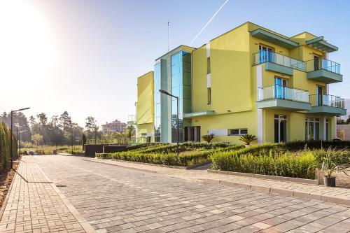 Отель Luxury Guest House Europe 3 звезды Болгария