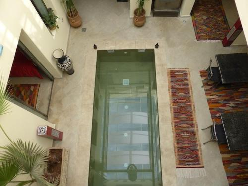 Swimming pool Riad Le Patio Romantique