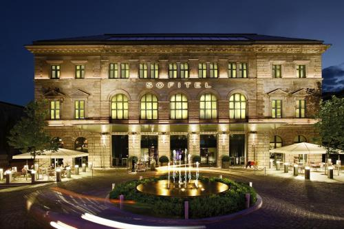 Sofitel Munich Bayerpost photo 1
