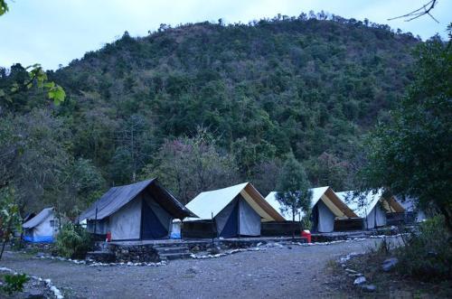 Отель Camp Song Brook 0 звёзд Индия