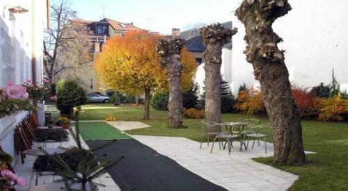 W21 Penzion Villa Veres front view