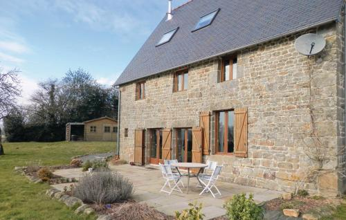 Holiday Home Le Gue-Angeray