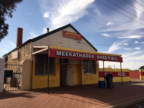Meekatharra Hotel