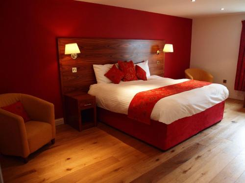 Photo of Black Swan Inn Hotel Bed and Breakfast Accommodation in Masham North Yorkshire