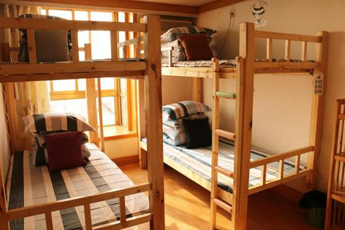 Τετράκλινο Δωμάτιο (Mainland Chinese Citizens - Bed in 4-Bed Male Dormitory Room)