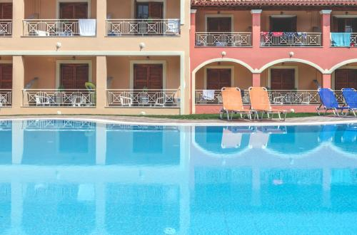 Отель Aronda Apartments 0 звёзд Греция