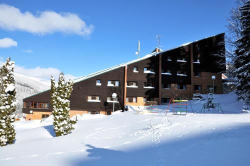 Horsk� wellness hotel Prometheus