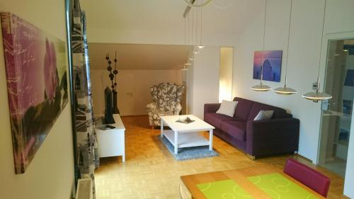 Haus Haslach - Apartment mit 1 Schlafzimmer und Balkon