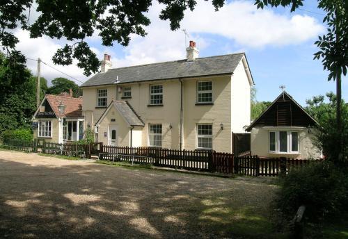Forest Tea House,Burley