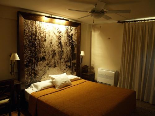 Doppel- oder Zweibettzimmer Hotel Rural & Spa Las Nubes 7
