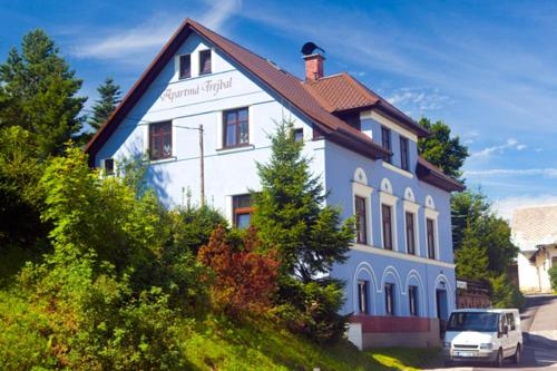 Отель Apartma Trejbal 0 звёзд Чешская Республика