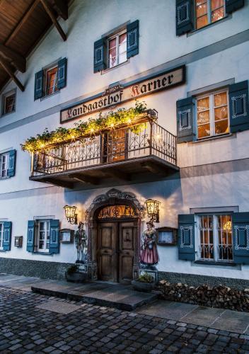 Отель Landgasthof Karner 0 звёзд Германия