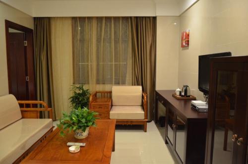 Xuancheng Shuimo Jingting Business Hotel