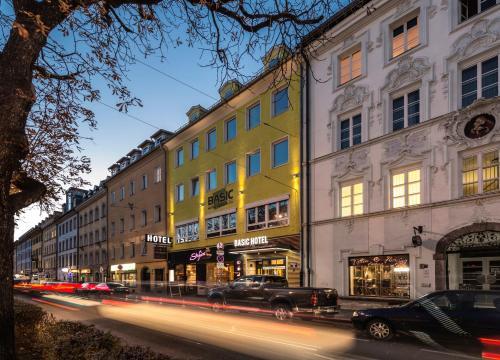 Hotel Basic, 6021 Innsbruck