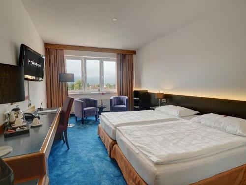 Hotel Atrigon, 9020 Klagenfurt