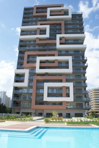 Apartamentos Turisticos Rocha Tower 1 Portimão Algarve Portogallo