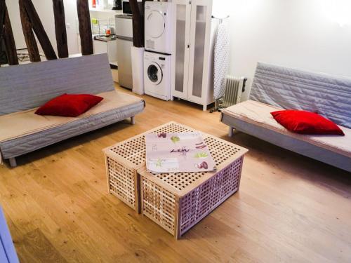 Appartement Faubourg République