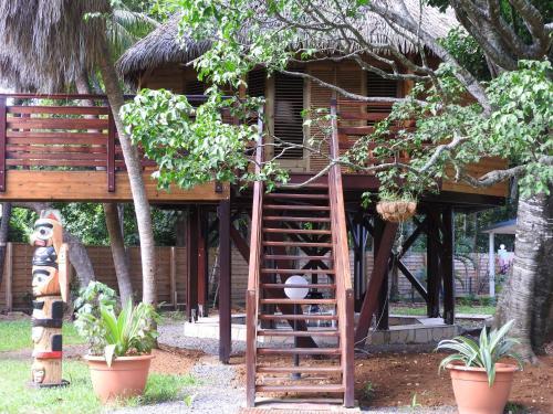 Insolite Ara Wakan / Ma cabane, Pointe-Noire