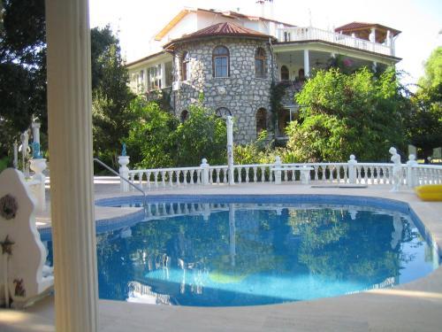 Отель Romantik Villa Dalla 0 звёзд Турция
