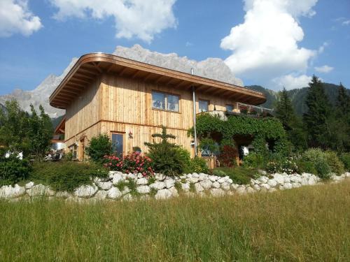 Ferienwohnung Natur-Appartement Ehrwald - Apartment