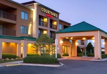 Courtyard By Marriott Richmond Airport VA, 23150