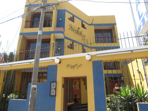 Picture of Hostal Siglo 21