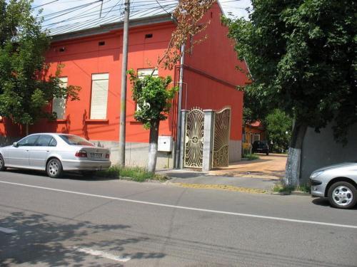 Отель Pension Noroc si Fericire 3 звезды Румыния