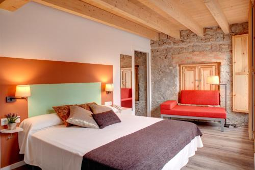 Habitación Doble Superior Hotel La Freixera 5
