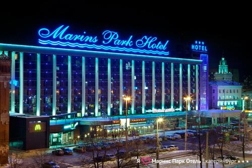 Stay at Marins Park Hotel