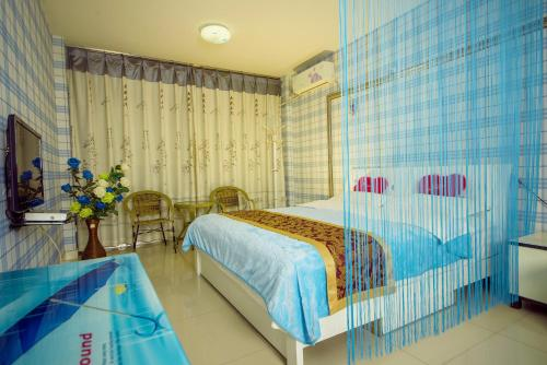 Double Room with Majiang Table