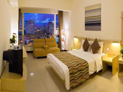 Отель Dushi 118 Hotel 0 звёзд Китай