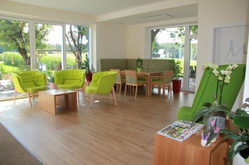 Gasthof Martinhof - Familienzimmer (2 Erwachsene + 2 Kinder)