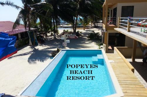 Ocean Front Condos at Popeyes Beach Resort