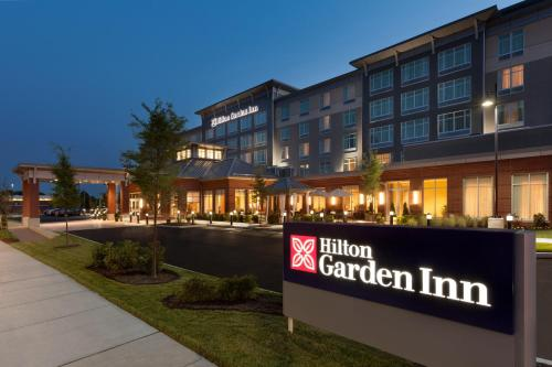 Hilton Garden Inn Boston Logan Airport Boston MA United States