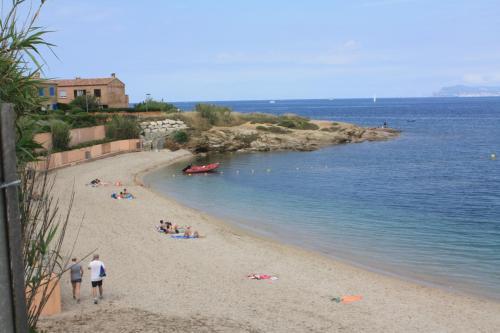 Maison bord de mer location saisonni re 982 corniche du - Office du tourisme six fours les plages 83140 ...