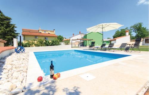 Holiday home Sv.Petar u Sumi 66 with Outdoor Swimmingpool