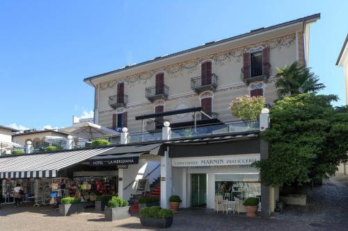 Отель Garni la Meridiana 4 звезды Швейцария