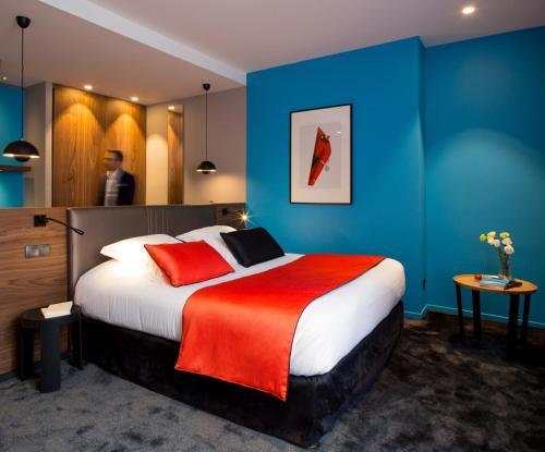 r server un hotel pas cher c te d 39 or 21. Black Bedroom Furniture Sets. Home Design Ideas