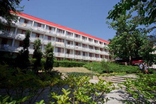 Hotel Malina front view