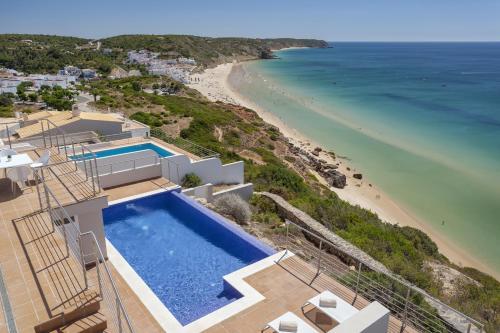 Villa Mar à Vista Salema Algarve Portogallo
