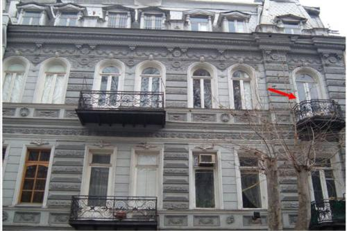 Отель Old Tbilisi Trio Apartments 0 звёзд Грузия