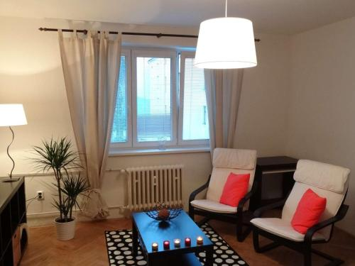 Apartment MM Vy�ehrad