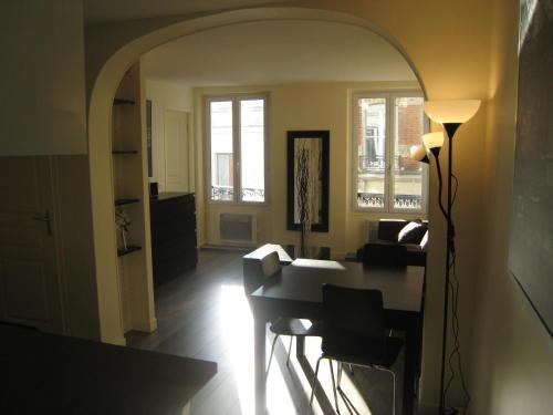 Apartement Tholozé
