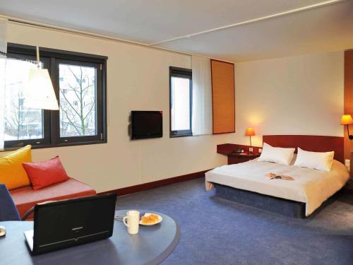 Novotel Suites München Parkstadt Schwabing photo 19