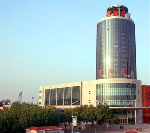 Отель Tianjin King Hall Hotel 4 звезды Китай