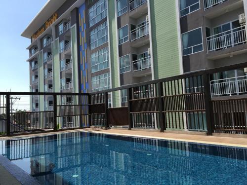 Отель Modernbright Service Apartment 3 звезды Таиланд