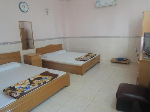 Отель Lam Hung Ky Motel 0 звёзд Вьетнам