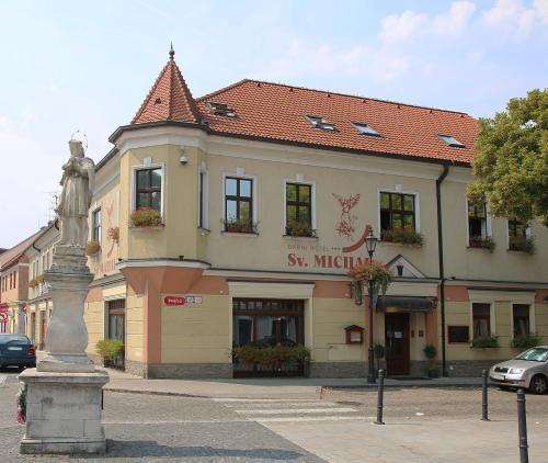 Отель Hotel Sv. Michal 3 звезды Словакия